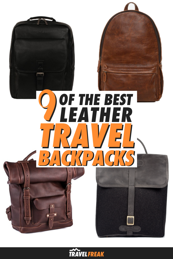 stable quality sneakers lowest price 9 of the Best Leather Backpacks for Travel | Best leather backpack ...