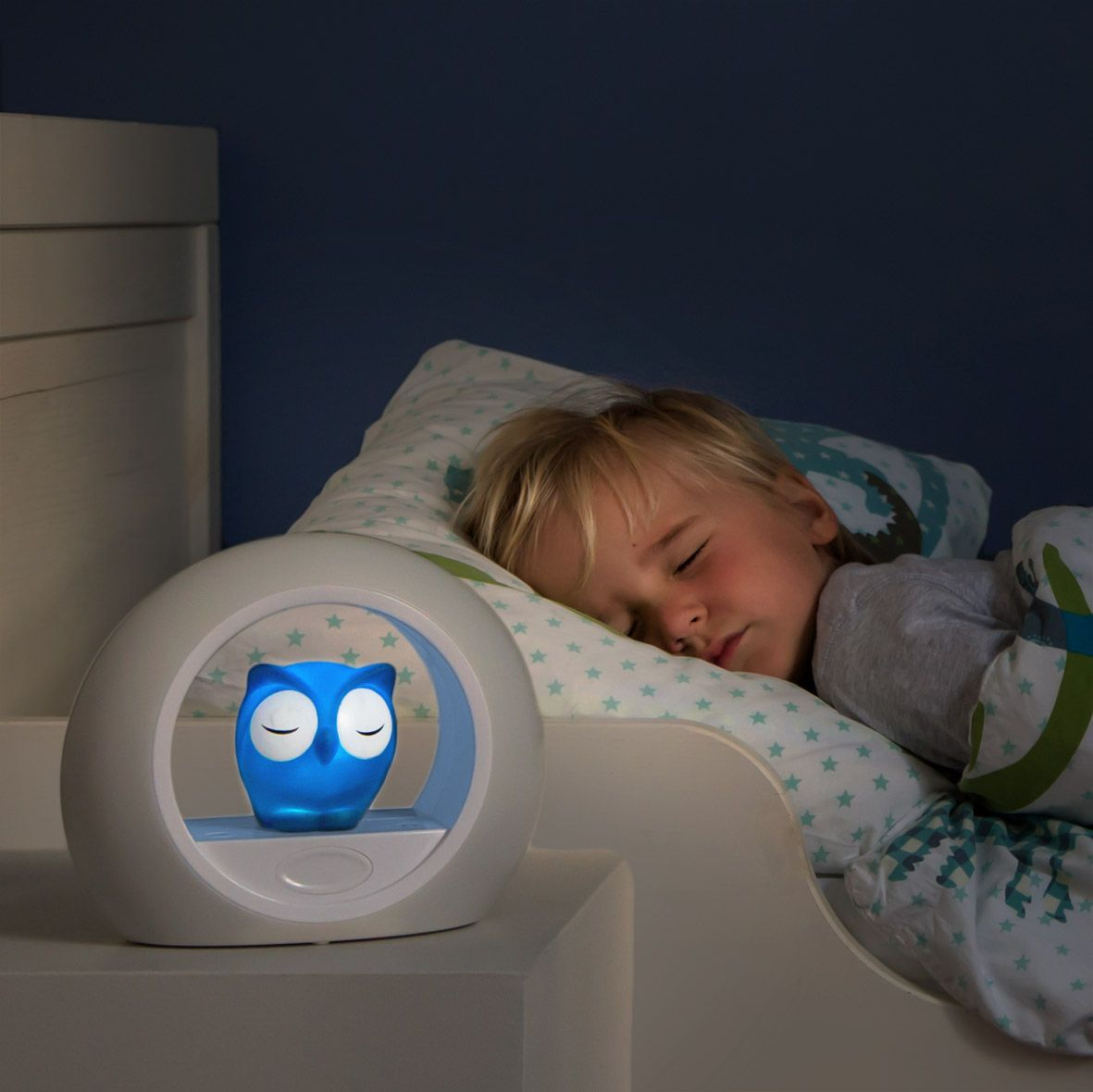 How To Keep Your Child In Their Own Bed Night Light Kids