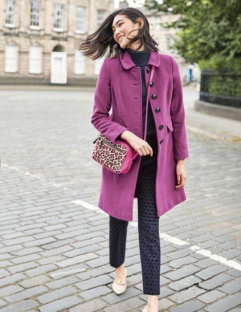1c6a885497 Sofia Coat Coats at Boden. When the temperatures fall