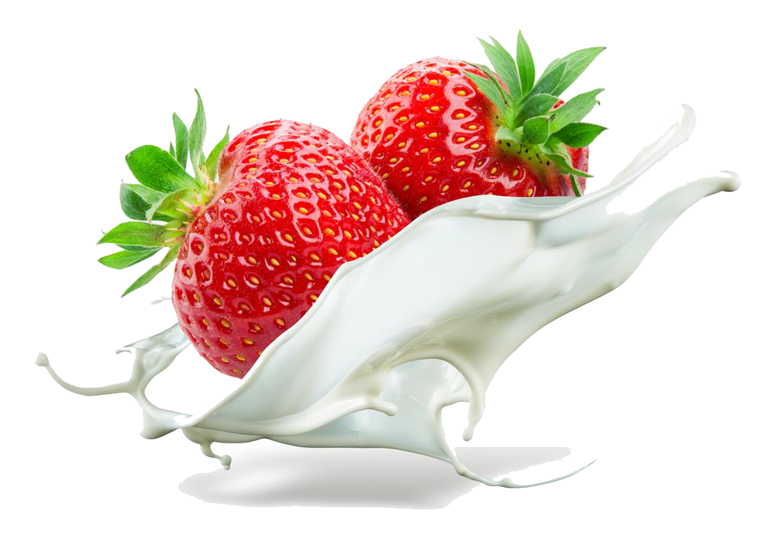 Strawberry Flavored Milk Strawberry Png Image Strawberry Clipart Milk Splash Strawberry Strawberry Milkshake