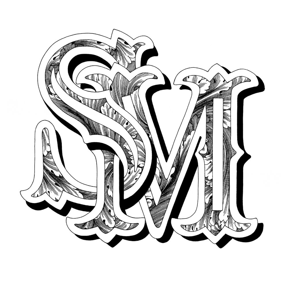Sm logo design on behance