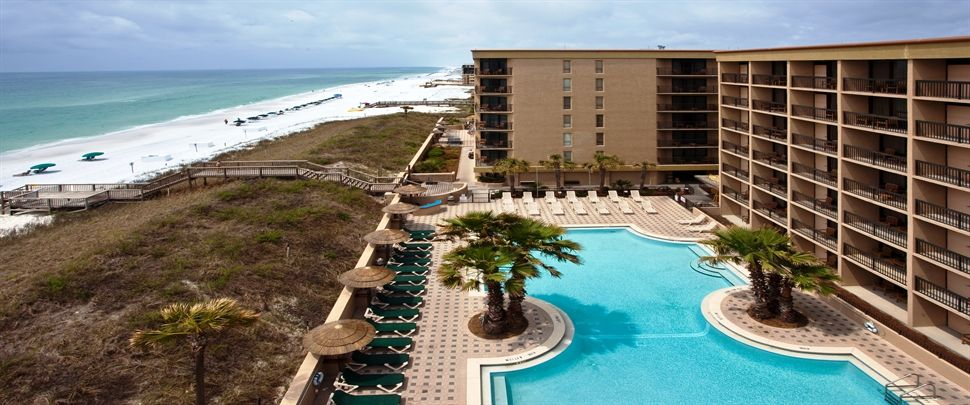 Fort Walton Beach Hotels Near Destin Florida Wyndham Garden