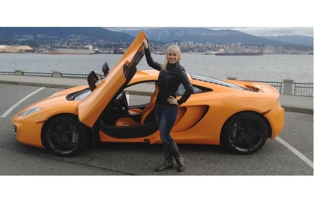 McLaren MP4-12C looks to be at Stanley Park  sc 1 st  Pinterest & Genesis modernizes car buying with online convenience | Mp4 12c ...