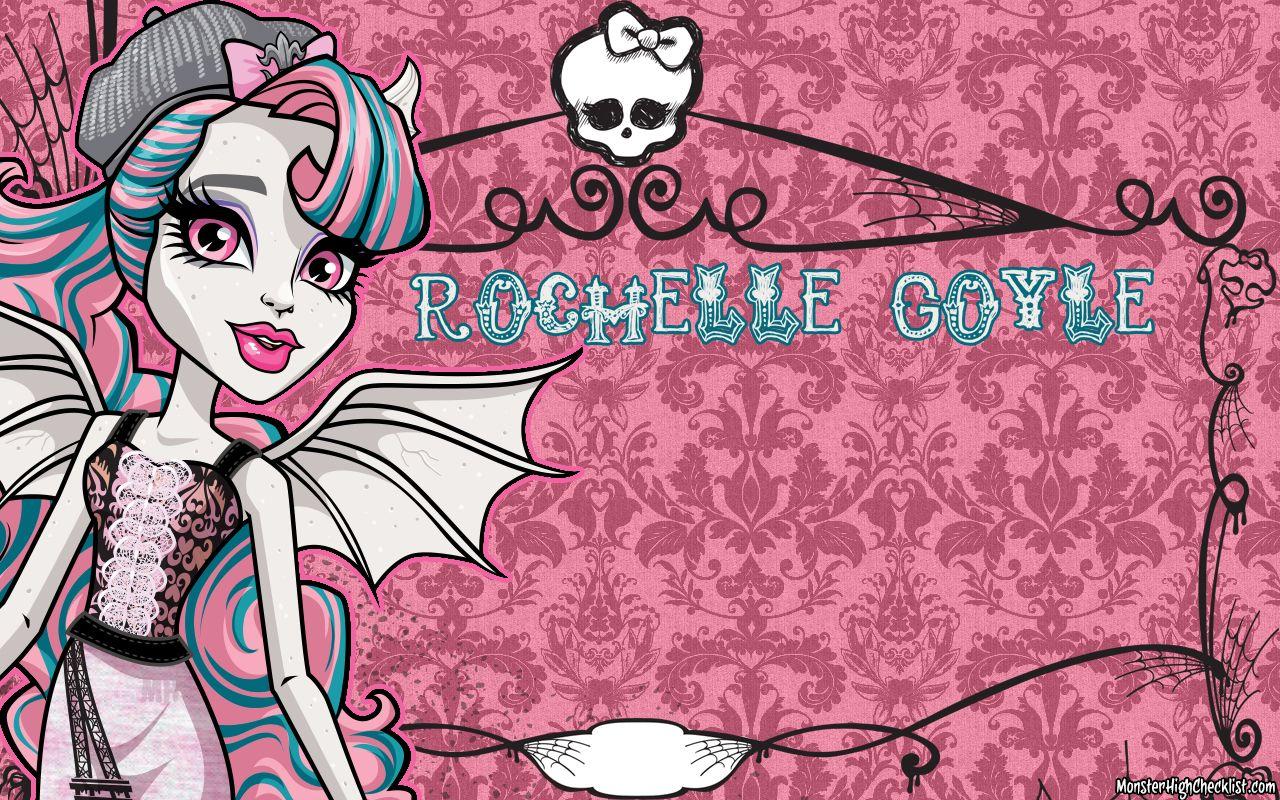 Monster High Wallpaper Scaris Rochelle