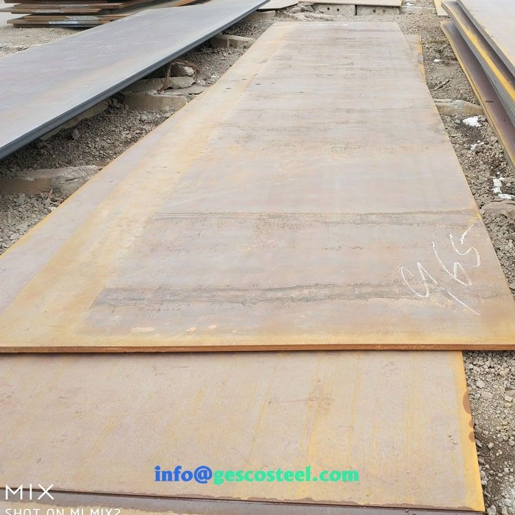 Astm A573 High Strength 10mm Thick Steel Plate Steel Plate Steel Plates