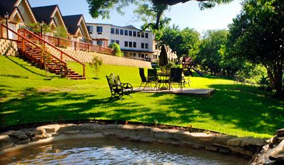 Where we're staying in August -  Inn on Barons Creek - Texas