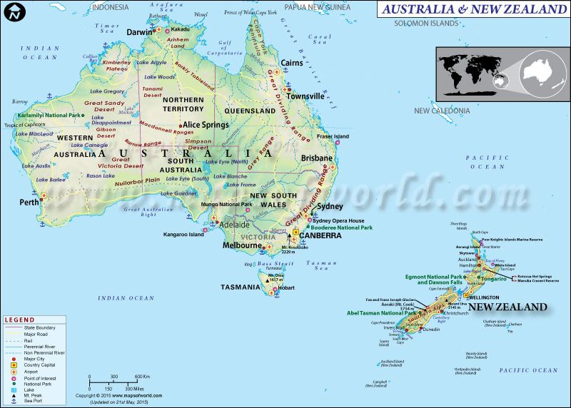 Map of australia and new zealand where do most earthquakes occur map of australia and new zealand gumiabroncs Gallery