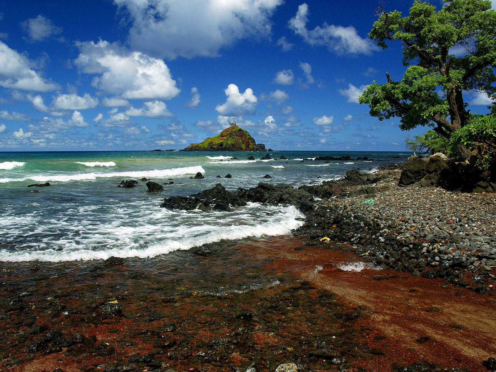 Alau Isle, Maui, Hawaii
