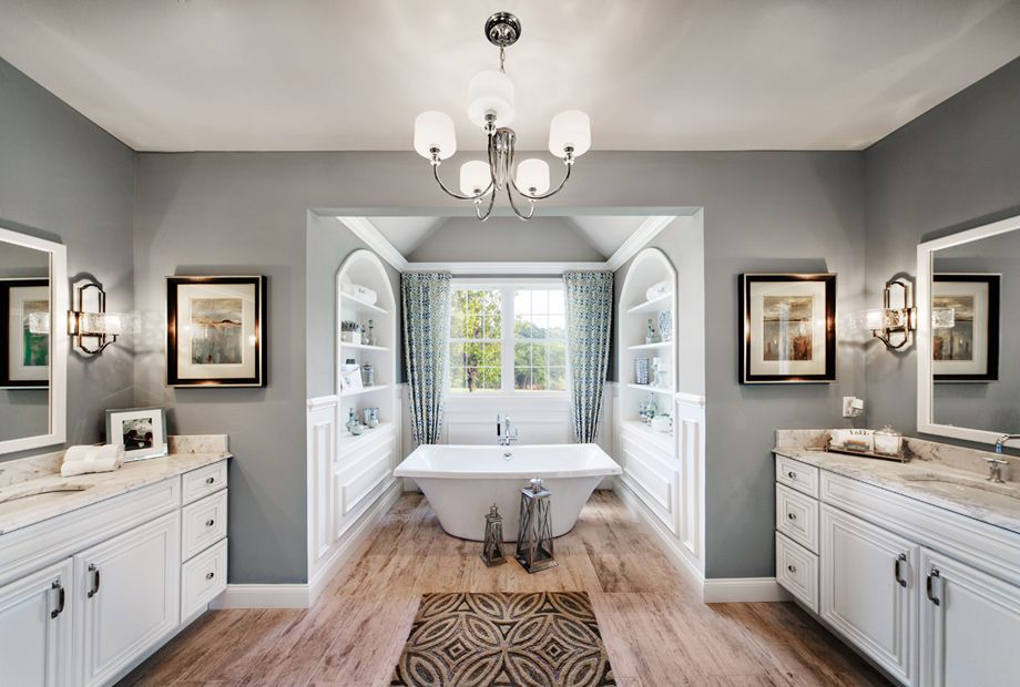 Toll Brothers Award Winning Home Designs With Images