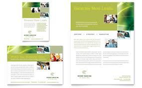 marketing flyer templates free