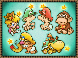 Baby Mario Characters Request For Patterns On Baby Mario