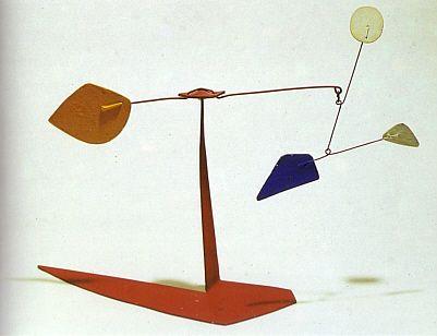 een mobile ook wel mobile vent genaamd is een soort sculptuur die tot de kinetische kunst. Black Bedroom Furniture Sets. Home Design Ideas