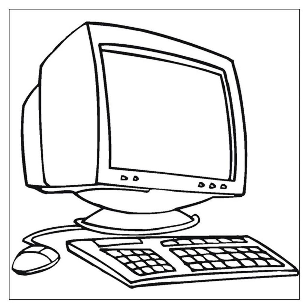 Disegni Da Colorare Per Il Computer Stampabile Bambini Per Bambini