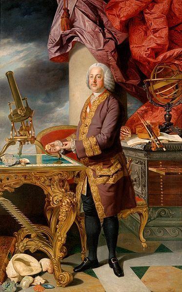 International Portrait Gallery Retrato Del Emperador Francisco I De Lorena Retratos Pintura Producción Artística Retratos