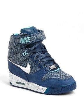 Nike 'Air Revolution Sky Hi' Hidden Wedge Sneaker (Women) on shopstyle.
