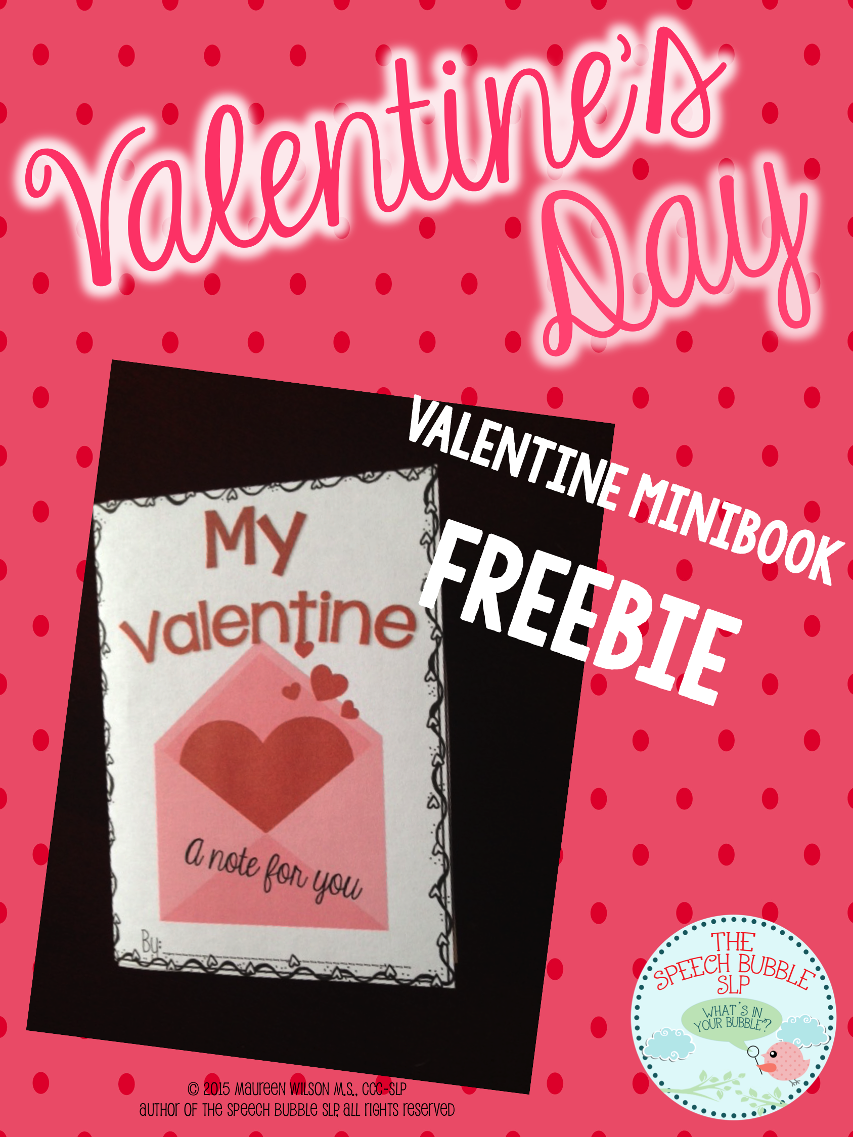 Valentine S Day Freebie
