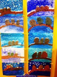 bildergebnis f r v gel im winter grundschule 1 klasse basteln mit kindern winter art und. Black Bedroom Furniture Sets. Home Design Ideas