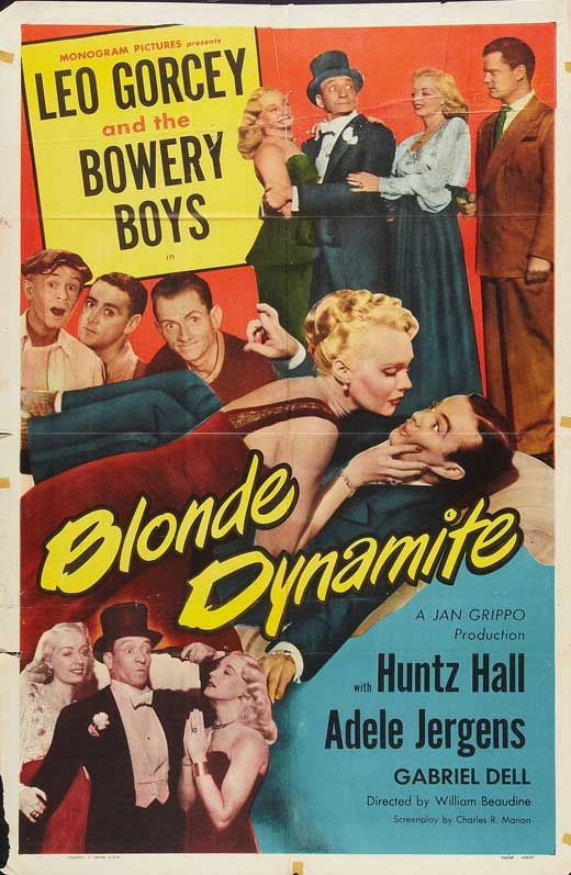 1950s Movie Posters | Download Blonde Dynamite Online | 23  COMEDY