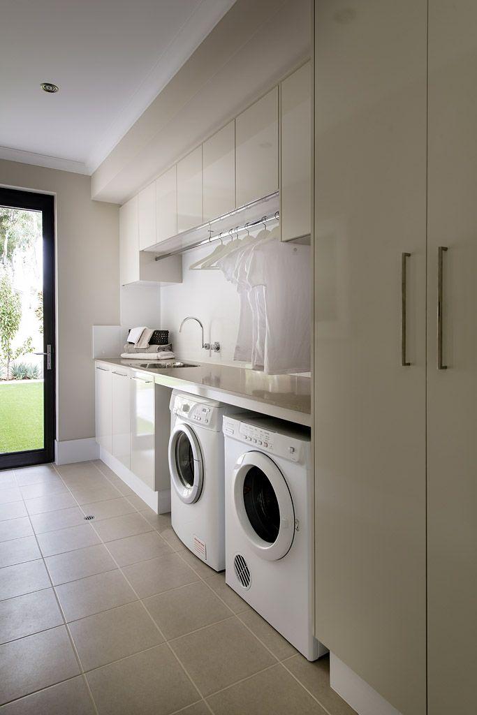 Dale Alock Homes Nine I Laundry Room Laundry Design Room Display