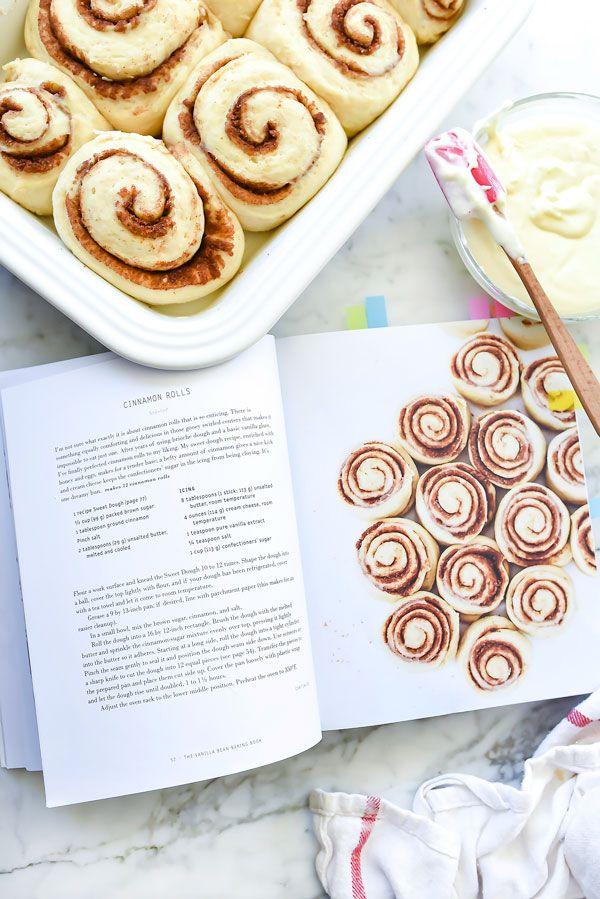 My Favorite Cinnamon Rolls | foodiecrush.com