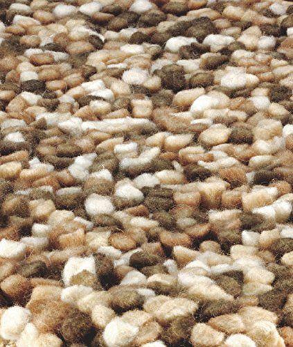 Teppich Wohnzimmer Carpet hochflor Design TASHEN SHAGGY RUG 100