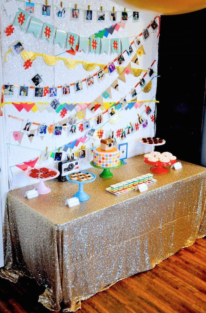 Znalezione Obrazy Dla Zapytania Cute Teen Birthday Party Ideas For Winter
