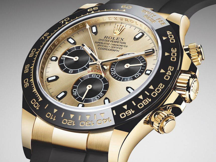 The new Rolex Cosmograph Daytona watches for Baselworld 2017