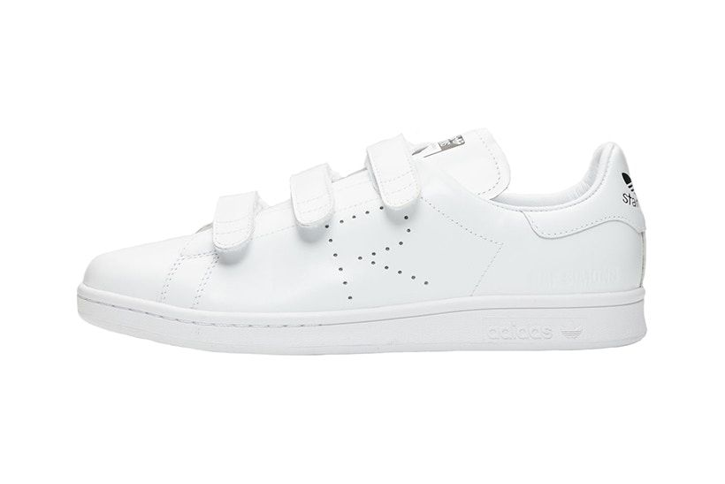 Raf Simons Keeps It Clean With His Minimalist Stan Smith Cf Minimalist Shoes Adidas Stan Smith Women Stan Smith Shoes