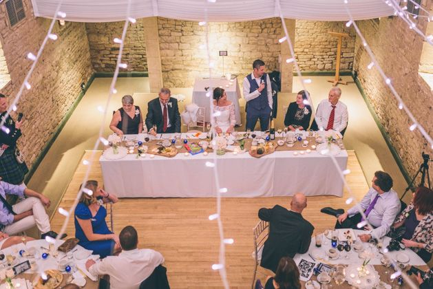 Eleanor Howell And Steven Meo At The Great Tythe Barn Stylish Modern Brides Weddings Pinterest