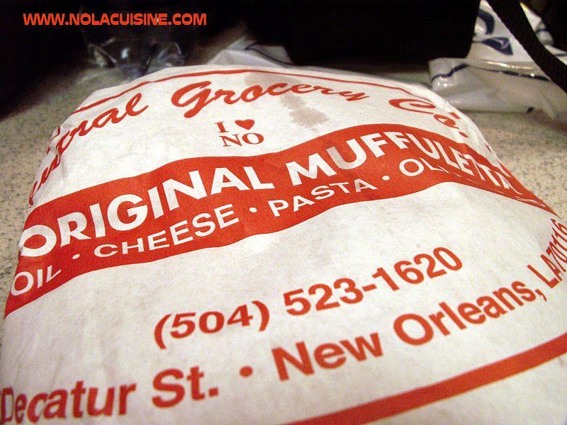 Central Grocery Original Muffuletta Sandwich Recipe