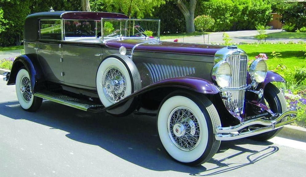 Top 100 American Collector Cars of All Time - / 1929-37 Duesenberg ...