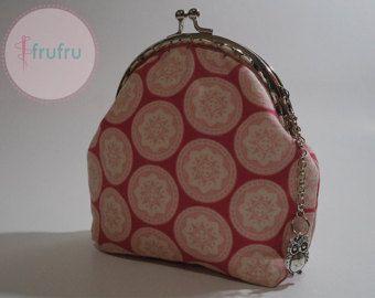 Coin purse / Clasp purse / Fabric purse / Frame purse / Fringes purse -    Edit Listing  - Etsy