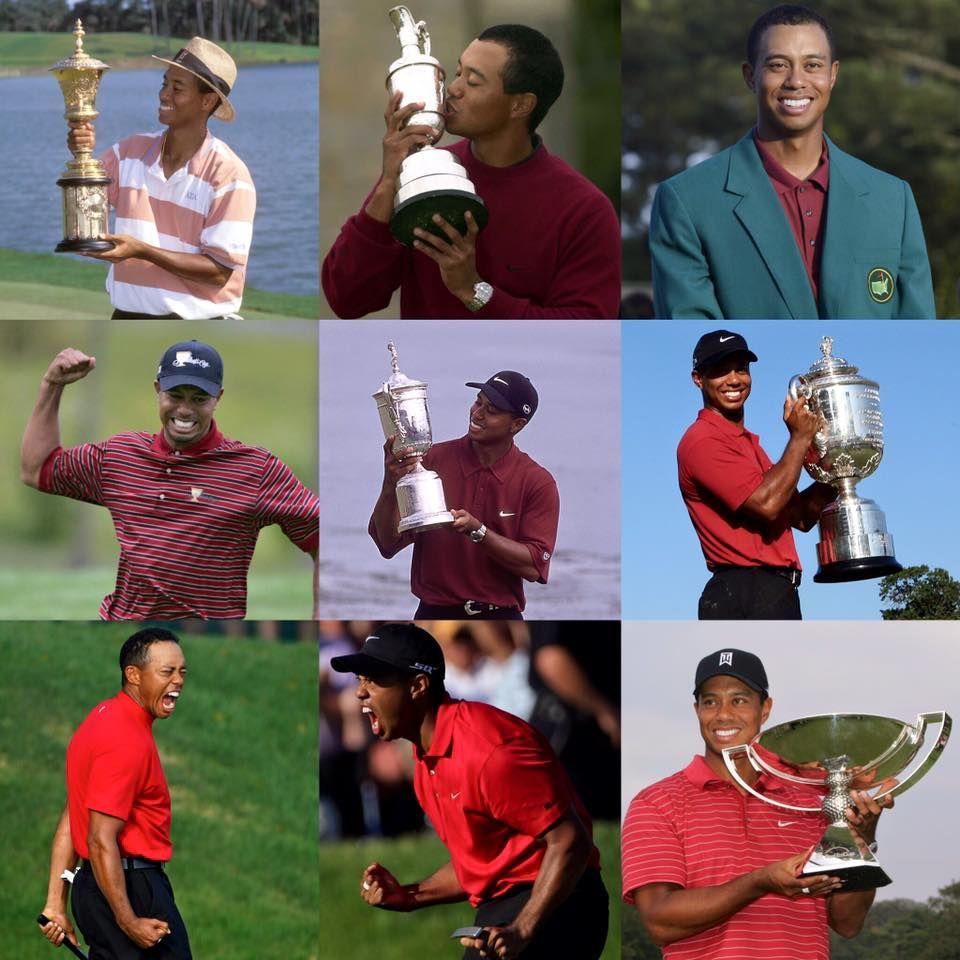 Pga Tour Timeline Photos Golf Tiger Woods Tiger Woods Woods Golf