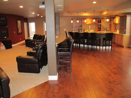 Best 25+ Basement Flooring Ideas On Pinterest