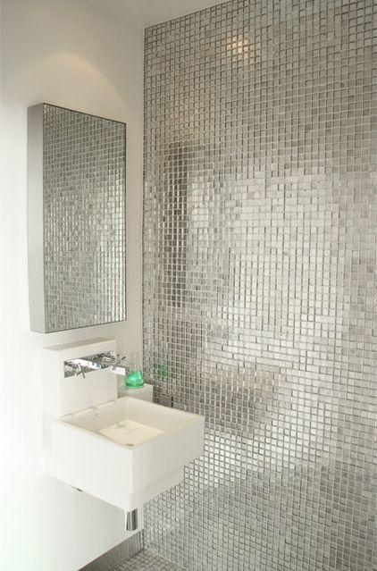 Bauhaus Look Gastetoilette By Sylvia Elizondo Interior Design