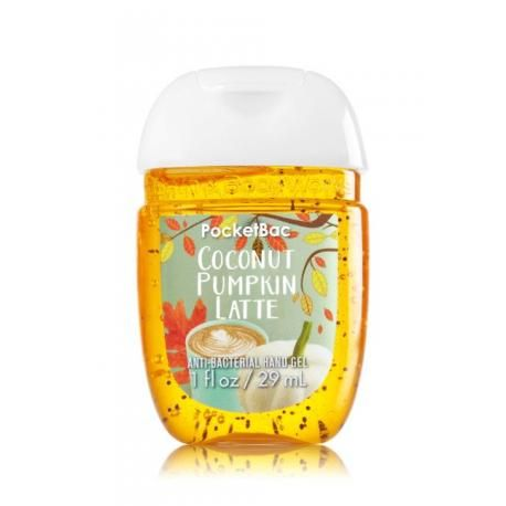 Gel Antibacterien Coconut Pumpkin Latte Bath And Body Works Bath