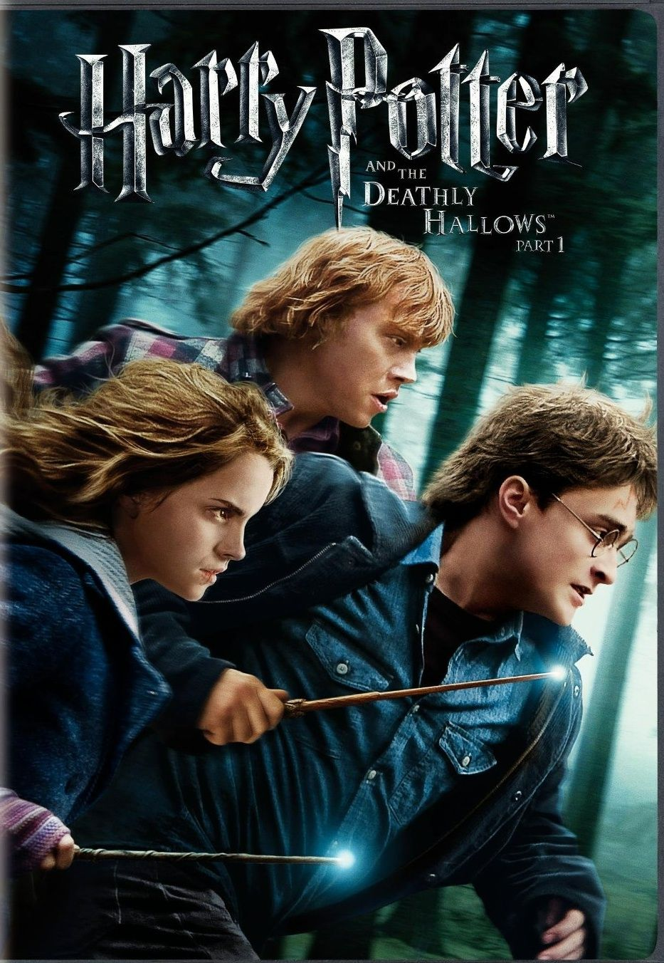 Harry Potter 7 Part 1 On Dvd Deathly Hallows Part 1 Harry Potter Harry Potter Movies