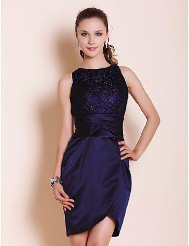 efb8e89dfa8d4 Excelentes vestidos cortos con encaje para jovencitas
