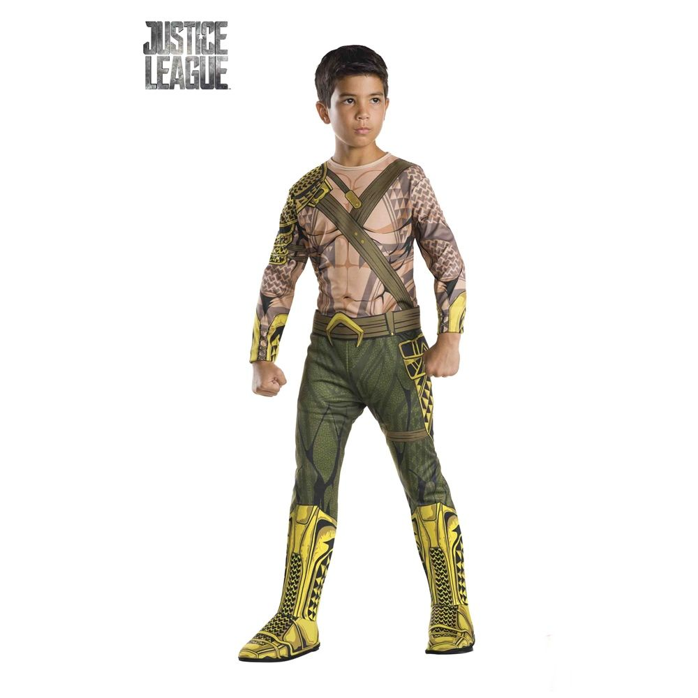 Disfraz Aquaman Classic Infantil - Comprar Online  Miles de Fiestas  2f6f037ea33