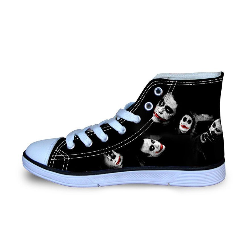 3288068f6b3f 2016 Fashion Canvas Shoes For Women Men High-Top Shoes