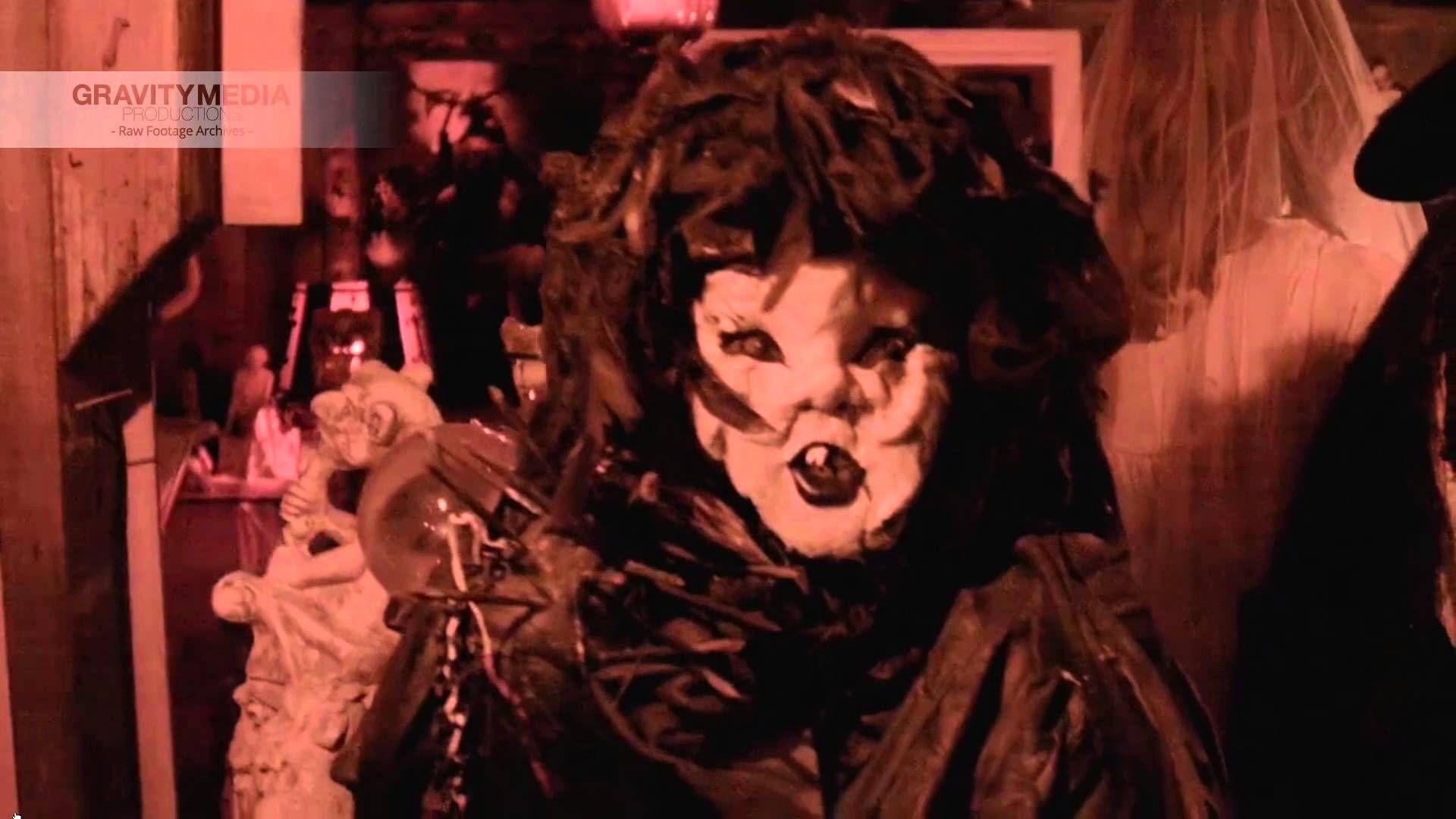 LATEST* RAW Footage inside Ed & Lorraine WARREN'S OCCULT MUSEUM ...