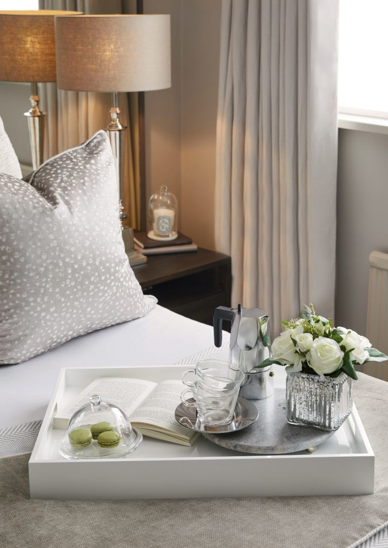 5 WAYS TO ACHIEVE A LUXURY BOUTIQUE HOTEL-STYLE BEDROOM - GIRL ABOUT HOUSE