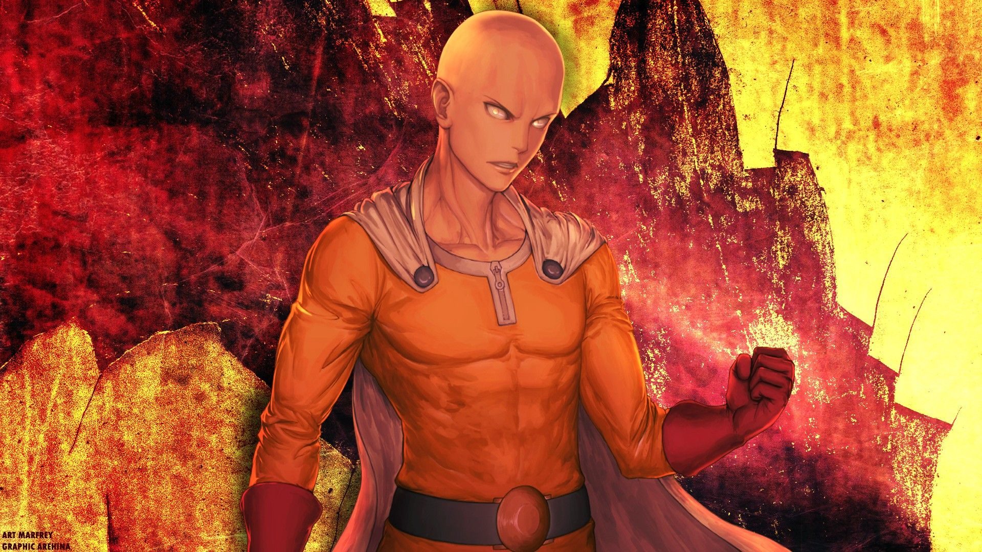 One Punch Man 4k Wallpaper Android One Punch Man Wallpaper 1920x1080 Download Free Stunning 1080x2160 One Punch In 2020 One Punch Man Saitama One Punch Man One Punch