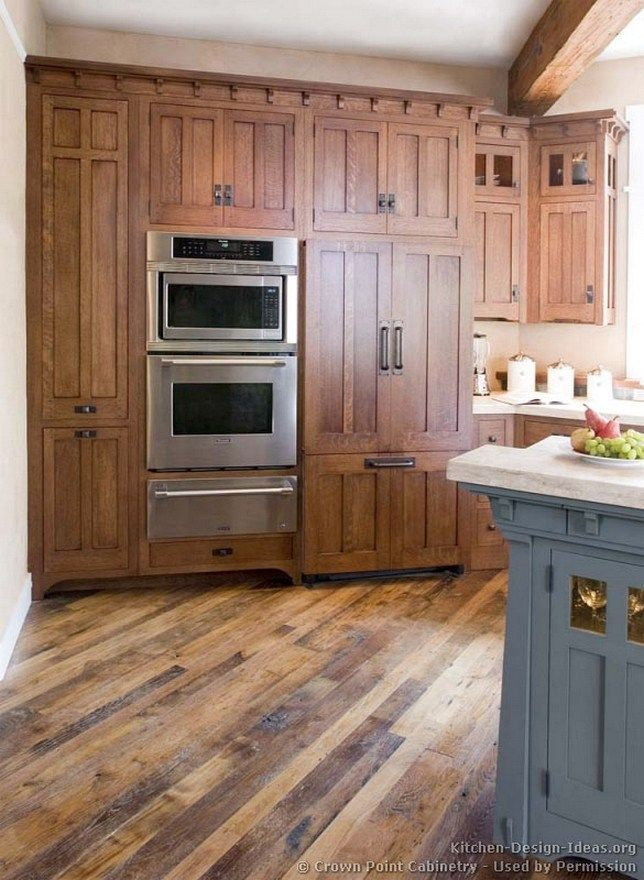 101 awesome craftsman kitchen design ideas (37) | Mission ...