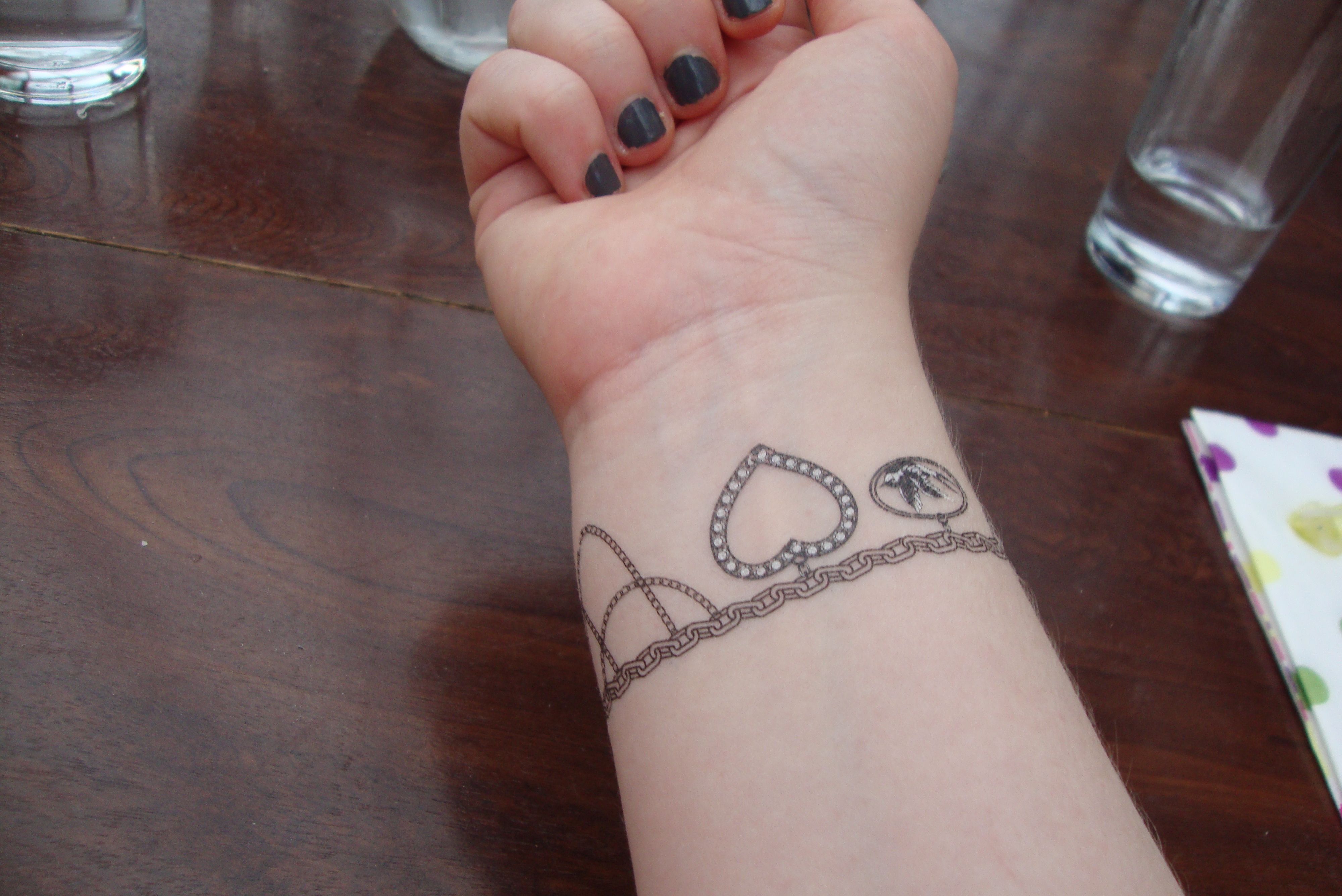 Pin by anna curlee on tattatoos i uc pinterest tattoo bracelet