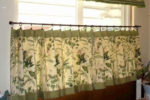 Cottage Kitchen Curtain Ideas Cottage Curtain Cottage Curtains