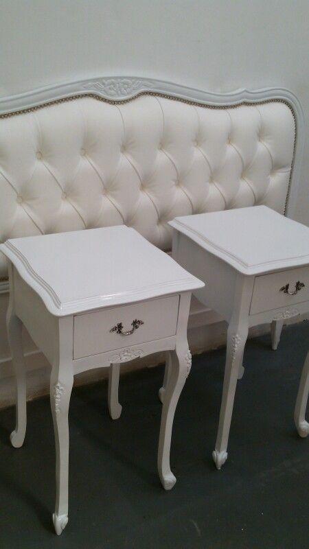 Mesas de luz luis xv muebles estilo frances luis xv - Muebles luis xv ...