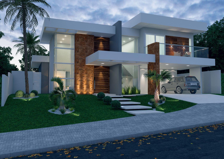 Home fernando farinazzo arquitetura arquitetura for 30 fachadas de casas modernas dos sonhos
