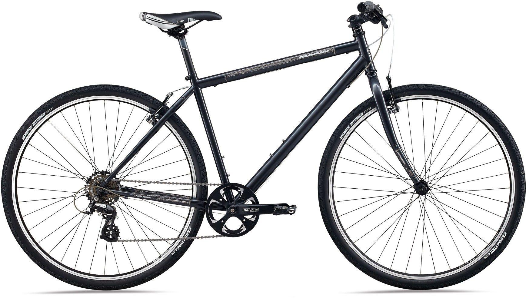 7 Speed How Many Do You Realy Need Marin Hamilton 29er Bike
