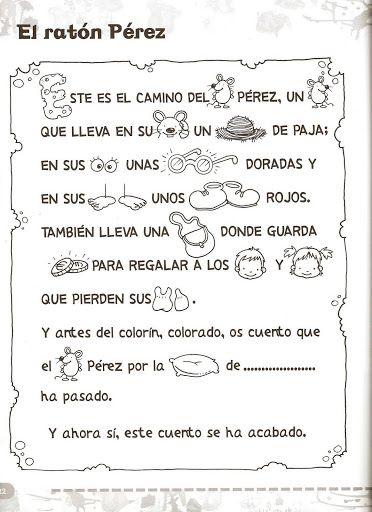 Preescolares Cuentos Ilustrados Con Imagenes Practicas Del